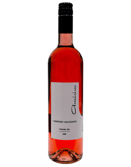 Cabernet Sauvignon Rosé - polosladké - 2020
